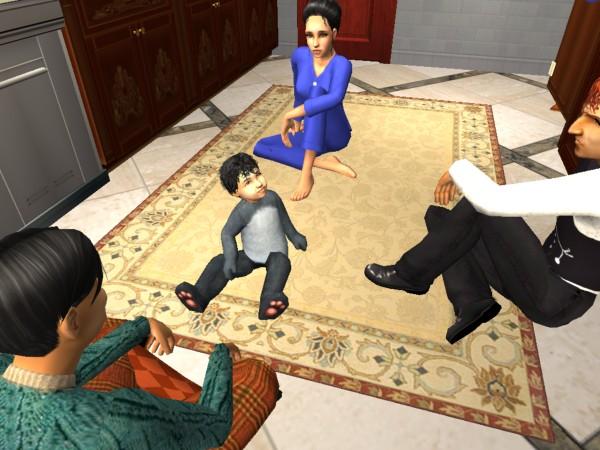Basil's Family