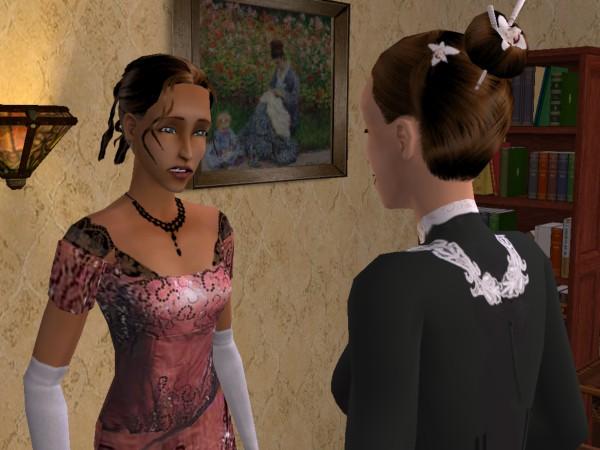 Cecily confides in Carol