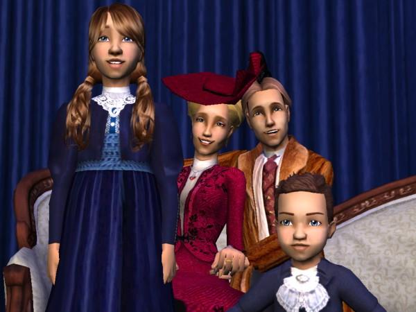 Burr Family