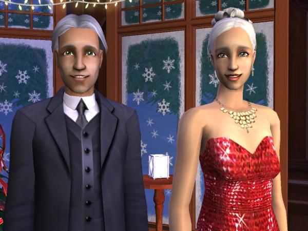 Ravi and Anastacia