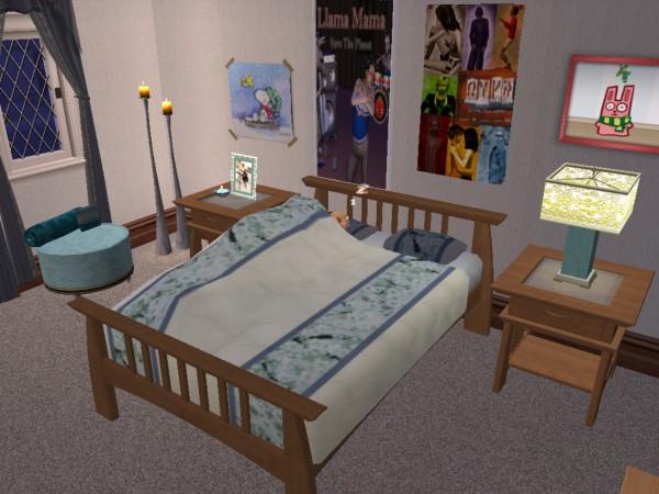 Anastacia's room