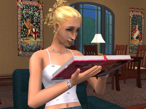 Anastacia reads