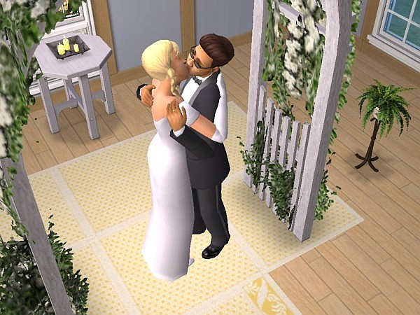 Demi and Lennan get married