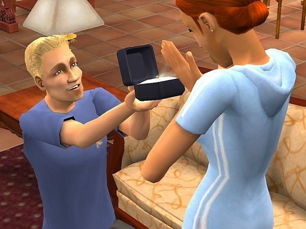 Kyle proposes to Maura