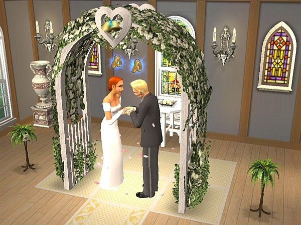 Kyle and Maura get married