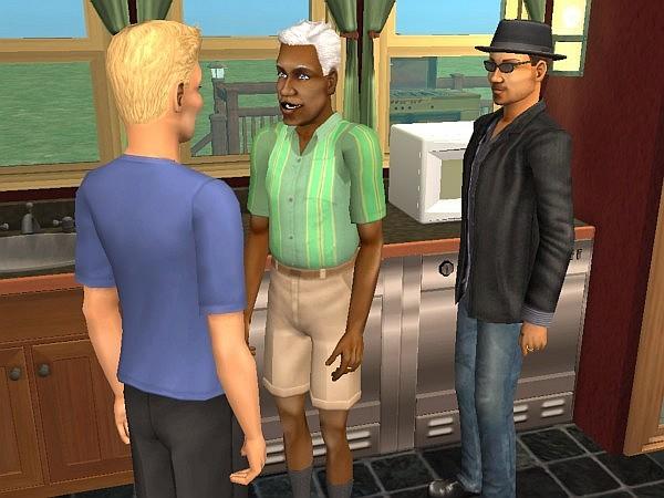 Gary talks to Kyle