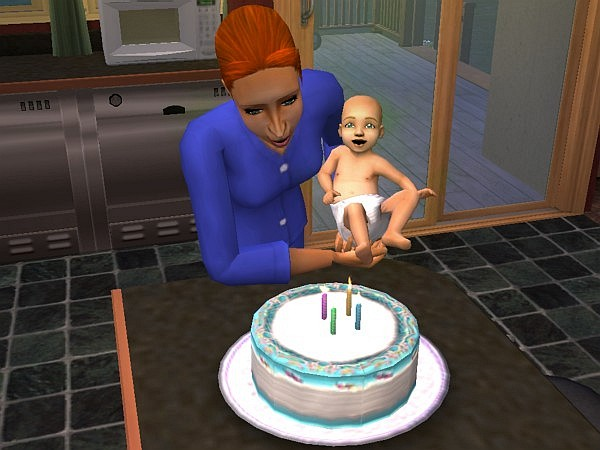 Maura blows out the candles for Jacinda